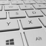 Mac Windows用キーボード 設定方法
